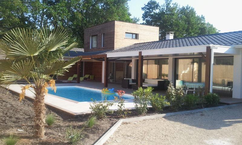 Aménagement de piscine Gironde, Bordeaux, Bègles | AMORIN PÈRE ET FILS